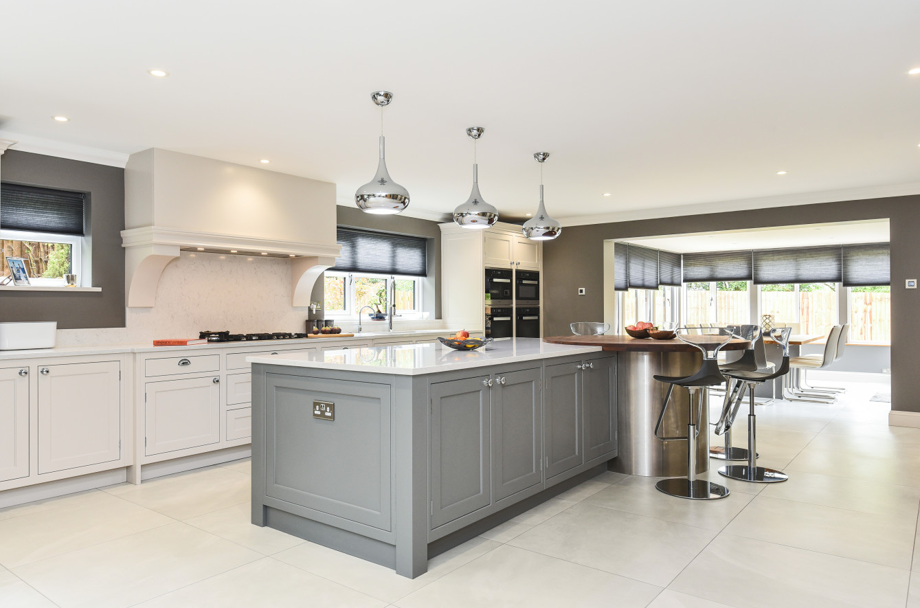 The Kitchen Includes Appliances By Miele, Fisher And Paykel, Quooker And  Blanco, And Silestone Worktops In Snowy Ibiza.