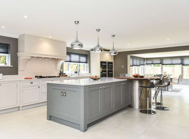 Bespoke Family Kitchen, Bedfordshire